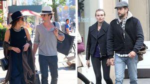 Ian Somerhalder & Co: Filmreifes Vierer-Date in New York