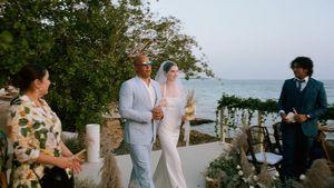Statt Papa Paul: Vin Diesel führte Meadow Walker zum Altar!
