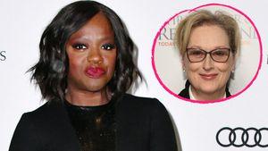 Gegen Trump: Auch Viola Davis unterstützt Meryl Streep!