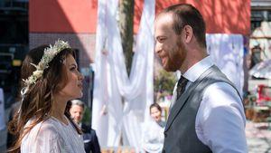 """So chaotisch war Tobias und Viviens """"Unter uns""""-Hochzeit"""