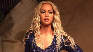 """Wachsfigur von Beyoncé Knowles bei """"Madame Tussauds"""""""