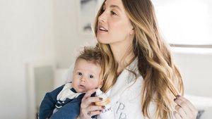 5 Monate alt: Whitney Ports Sohn ist ein richtiger Lausbub!