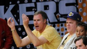 Will Ferrell und John C. Reilly