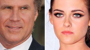 Kristen Stewart und Will Ferrell