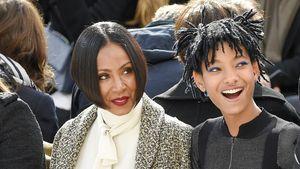 Fashion-Family: Willow & Jada-Pinkett Smith begeistern Paris