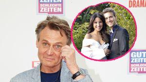 GZSZ-Wolfgang ist gegen Liebes-Comeback von Laura und Felix!