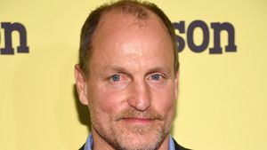 Woody Harrelson in New York City