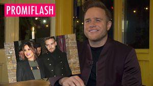 """X Factor""-Star Olly Murs: So sind Cheryl & Liam als Eltern!"