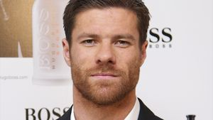 Xabi Alonso in Madrid