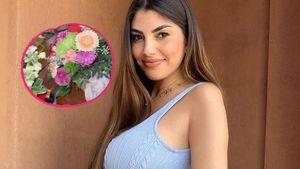 Zur Geburt: Die Ochsenknechts schickten Yeliz Koc Blumen!