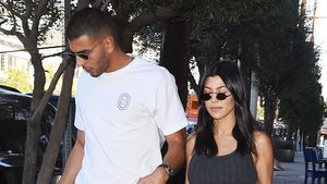 Mit Boyfriend Younes: Kourtney K. total verliebt in LA!