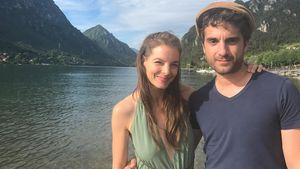 Mega-selten: Yvonne Catterfeld teilt Urlaubsfoto mit Oliver!