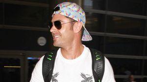Zac Efron am Flughafen LAX im August 2016