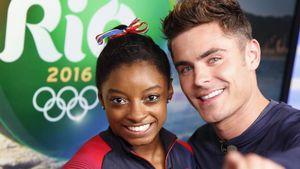 Diese Hollywoodstars stehen total auf die Olympischen Spiele