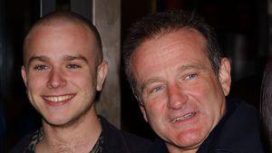In Harrys Doku: Robin Williams' (†) Sohn spricht über Sucht