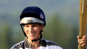 Queen-Enkelin Zara Phillips: Schwanger aufs Pferd!
