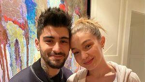 """""""Tolles Baby"""": Zayn Malik schwärmt von Tochter Khai und Gigi"""