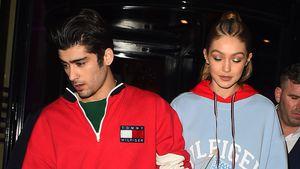 Zayn Malik und Gigi Hadid in Paris