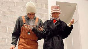 Lotter-Look: So süß gratuliert Gigi Hadid Baby-Daddy Zayn