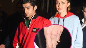 Zayn Malik und Gigi Hadid mit Ring am Finger