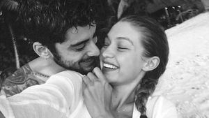 """Gigi & Zayn still in love: """"2 Jahre mein Lieblingsmensch"""""""
