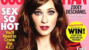 Genervt! Zooey Deschanel will keinen dürren After-Baby-Body