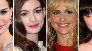 Anne Hathaway, Sarah Michelle Gellar, Zooey Deschanel und Natalie Portman