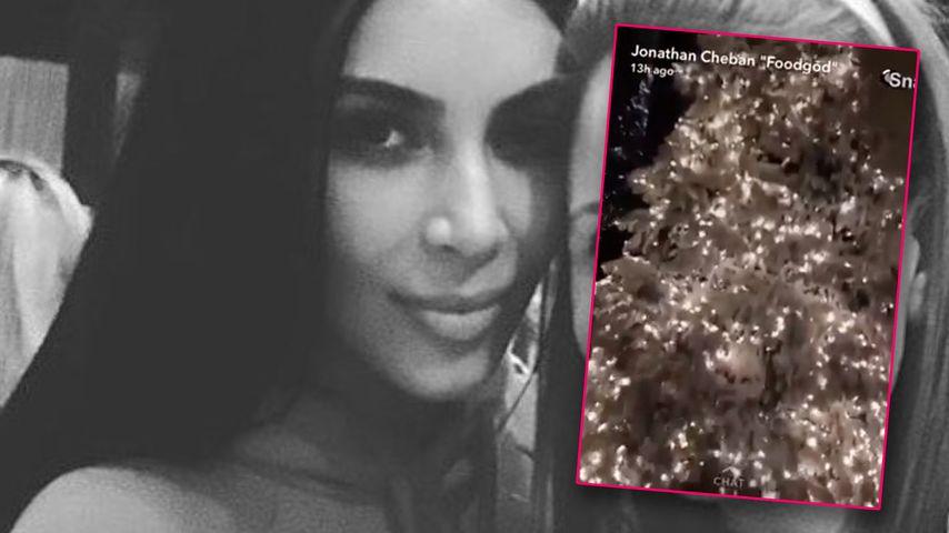 Sie spricht! Kim Kardashian plaudert endlich bei Snapchat