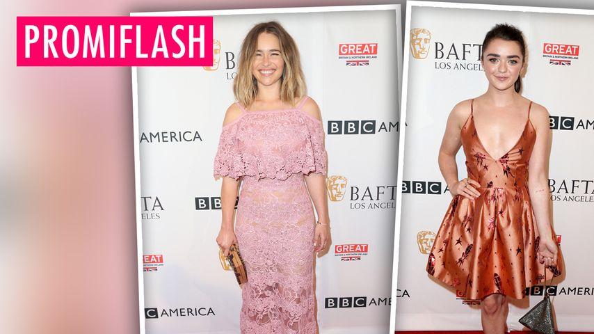 23 Emmy-Nominierungen: So freuen sich die GoT-Emilia & -Maisie!