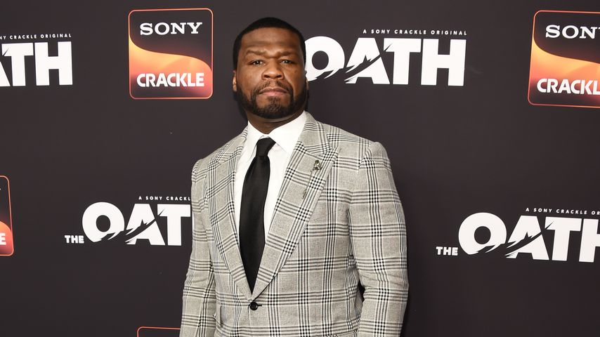 50 Cent in Los Angeles