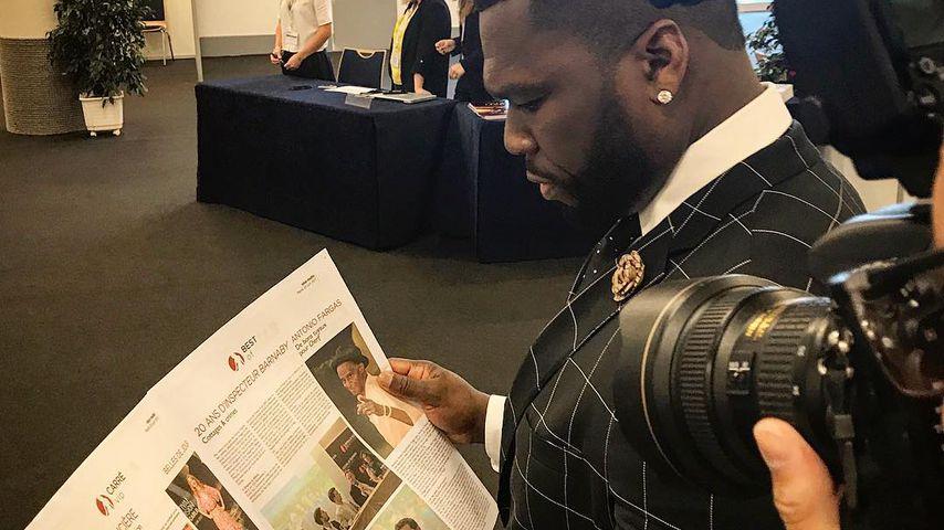 50 Cent in Monaco