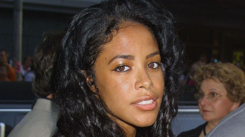 """Aaliyah bei der Premiere von """"Planet der Affen"""" 2001"""