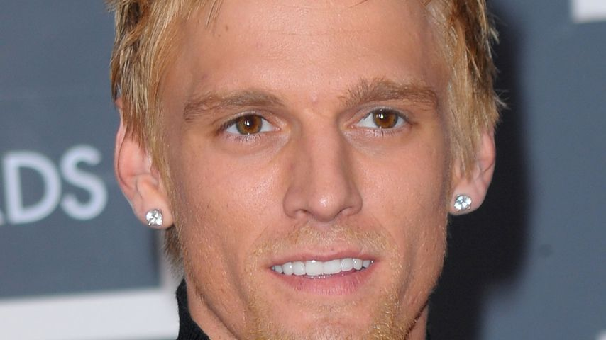 Aaron Carter in L.A.