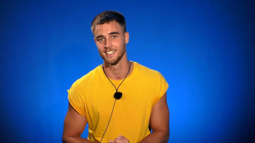 "Aaron, Kandidat bei ""Ex on the Beach"""