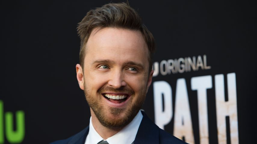 "Aaron Paul, ""Breaking Bad""-Schauspieler"