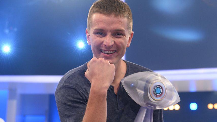 """Aaron Troschke bei """"Promi Big Brother"""" 2014"""
