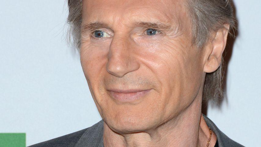 Von wegen Mega-Star-Date: Liam Neeson hat alle veräppelt!