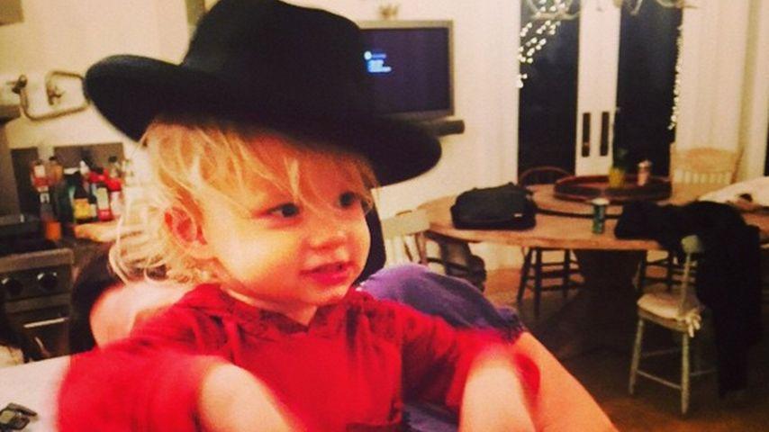 Süßes Jackson-Double: Wer ist dieses Star-Baby?