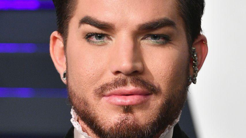 Adam Lambert auf der Vanity Fair Oscar Party 2019
