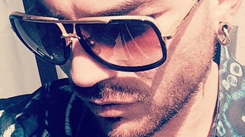 Frühlingsgrüße: Adam Lambert mag's jetzt grün