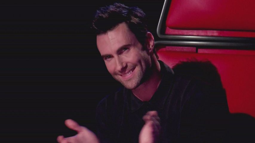 """Adam Levine: Persönlicher Ruhm dank """"The Voice"""""""