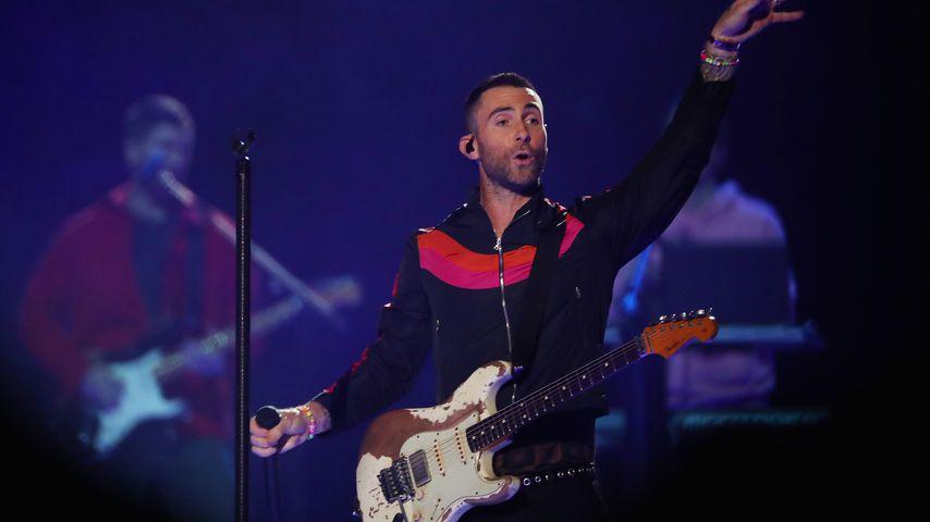 Adam Levine, Sänger
