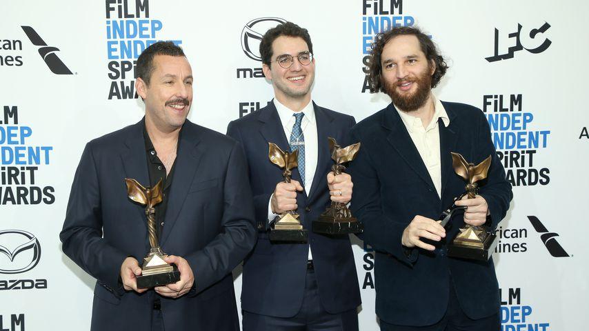 Adam Sandler, Benny und Josh Safdie