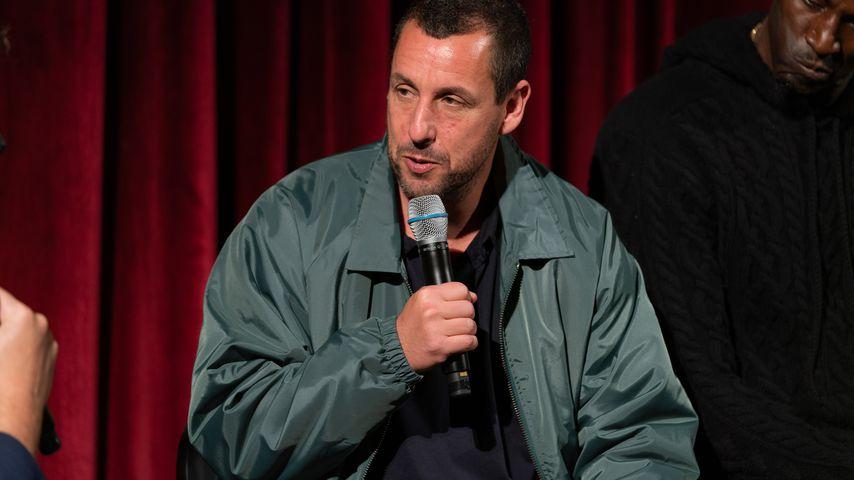 Adam Sandler bei einem Event in NYC im Dezember 2019