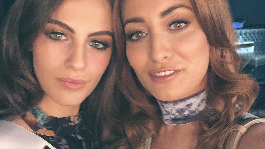 Wegen Foto mit Miss Israel: Miss Iraks Familie flieht in USA