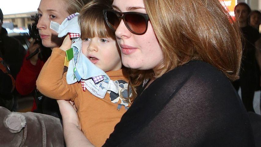 Adele: Nichts ist so hart für sie wie das Muttersein