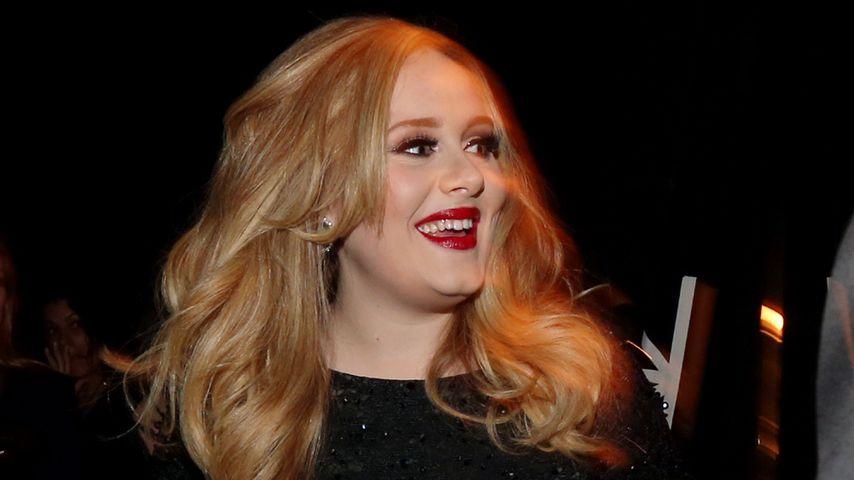 Adele Adkins im Jahr 2013