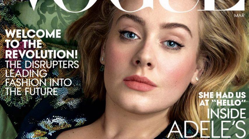"""Adele ziert die Vogue: """"Mein Sohn macht mich richtig stolz"""""""