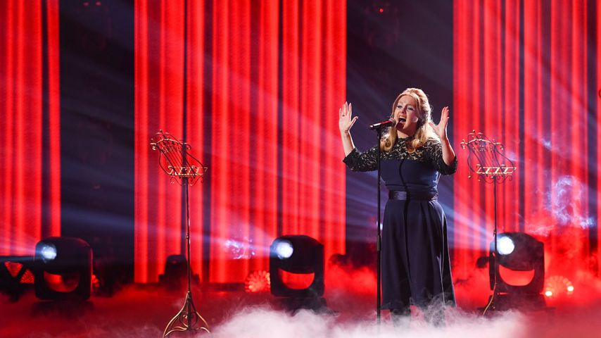 """Adele"" bei ""Big Performance"""