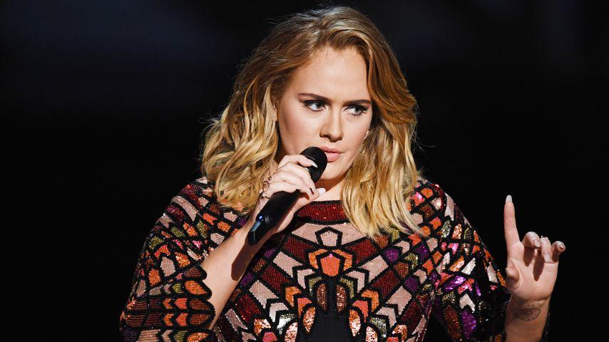 Adele trotzt Datinggerüchten: Sie ist immer noch Single!